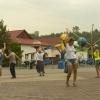 танцы в городском парке